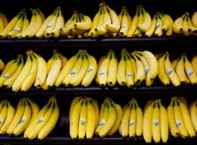 The price of bananas is being pushed up by the higher costs of fuel and fruit